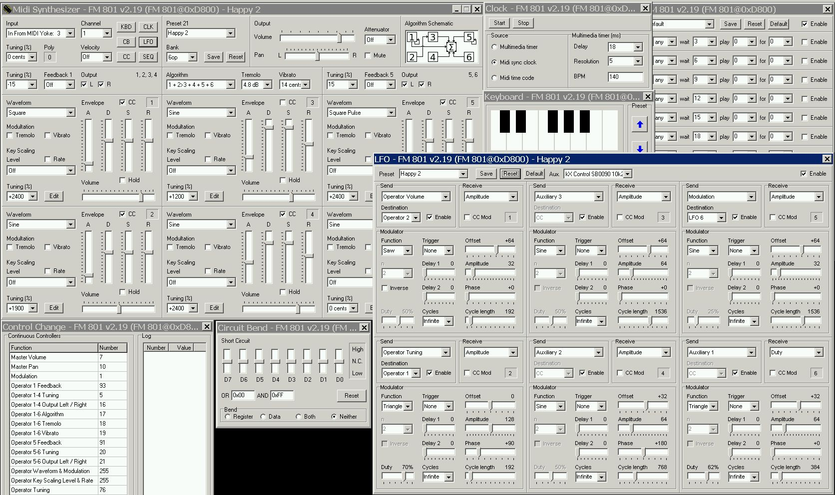 Midi front end for OPL FM (Page 1) - Other Vintage Computers